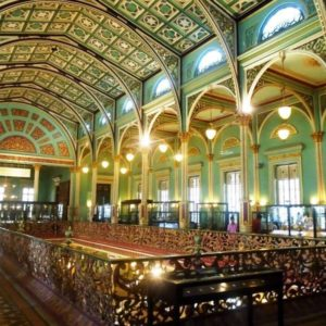 Wordless Wednesday 7: The interior of Dr. Bhau Daji Lad Museum (Mumbai)