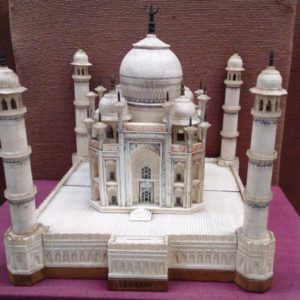 Wordless Wednesday 11: The Ivory Carvings of the Salar Jung Museum (Hyderabad)