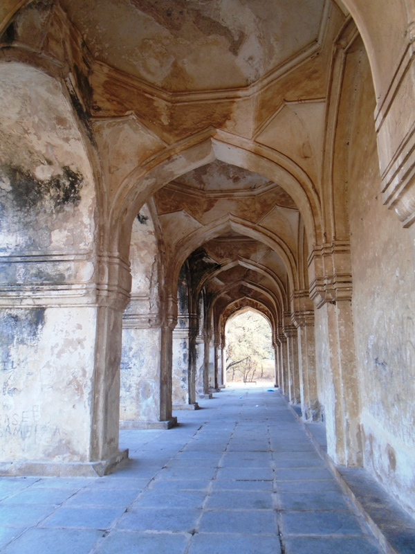 Arches around India