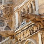 Chimeras, grotesques and gargoyles of Mumbai