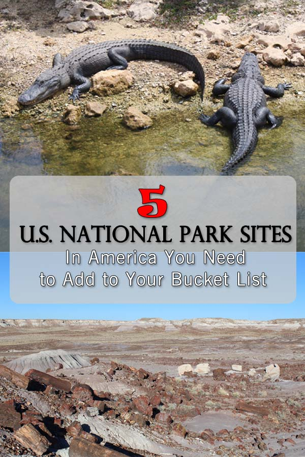 U.S. National Park Sites