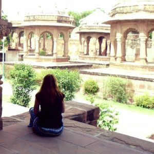 The Mandore Gardens near Jodhpur – a charming collection of royal memorials
